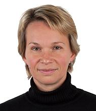 Fotografie Mgr. Martina Winklerová, Ph.D.