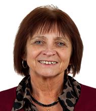 Fotografie Ing. Libuše Měrtlová, Ph.D.