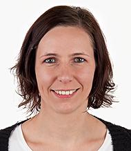 Fotografie Ing. Petra Kozáková, Ph.D.