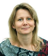 Fotografie Mgr. Markéta Dubnová, PhD.