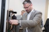 Otevření laboratoře experimentálních měření (2017)