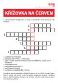 Křížovka na červen