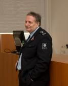 Přednáška Nebojte se policie (plk. PČR ve výslužbě Mgr. Antonín Křoustek)