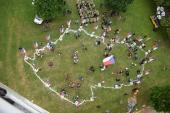 Piknik v parku - výstava ke stému výročí republiky STOVKA