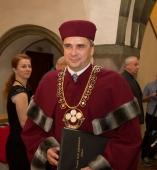 inaugurace rektora 2018