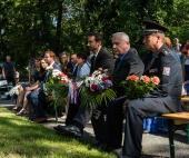 Pietní akt k uctění obětí komunistického režimu