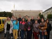 Ukrajina září 2013