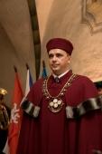 inaugurace rektora 2014