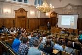 Návštěva studentů z Běloruska