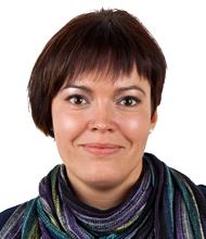 Fotografie Ing. Ivica Linderová, PhD.