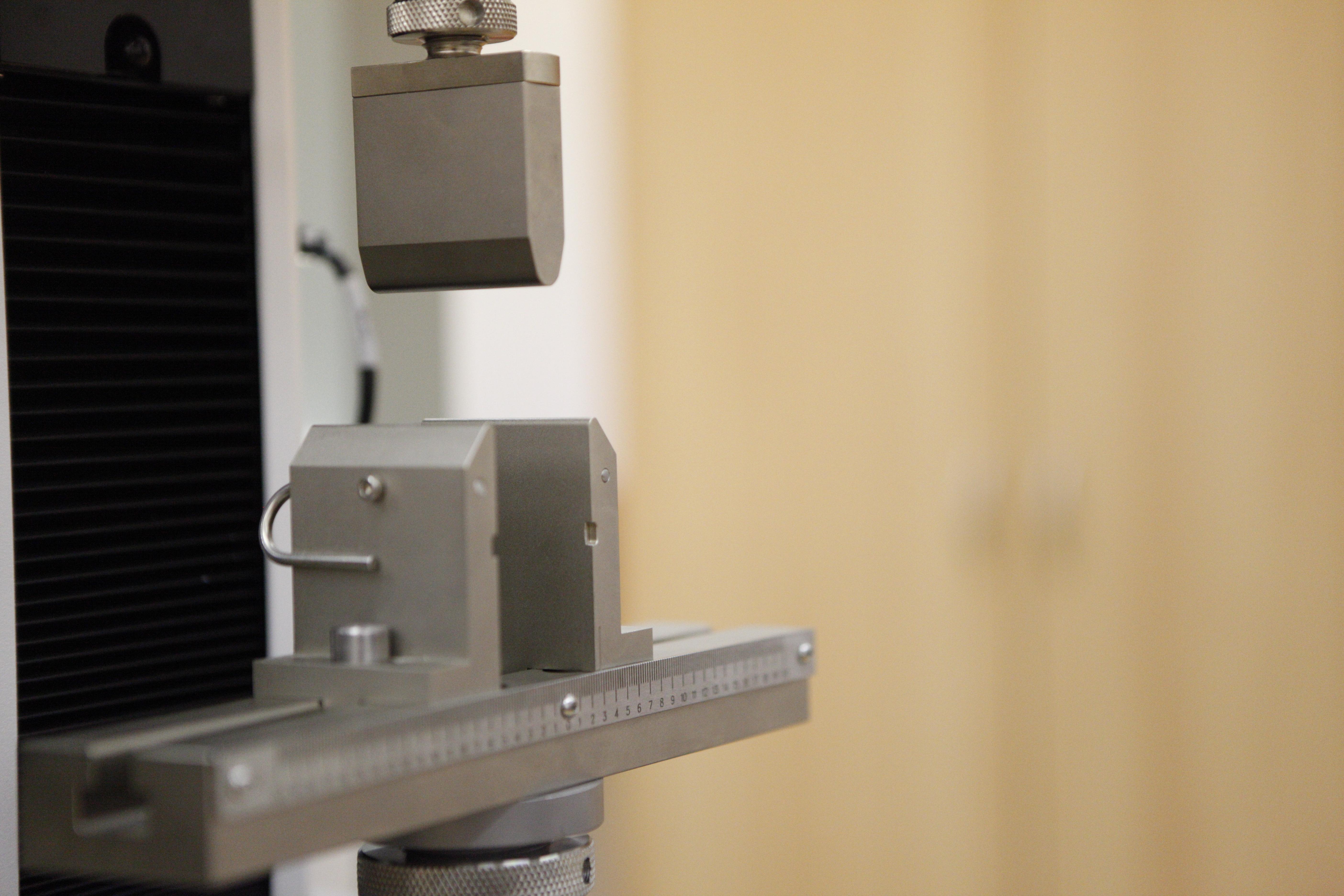 Pohled do laboratoře experimentálních měření
